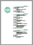 YGS Program 2017
